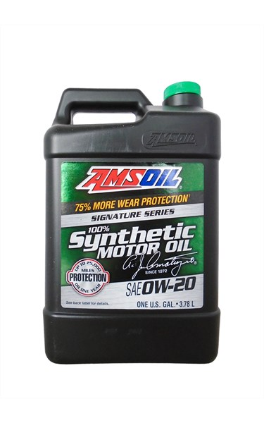 Signature Series 0W-20 Synthetic Motor Oil